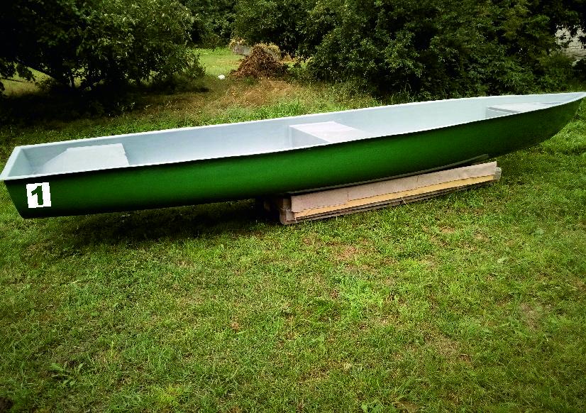 Łódka nr 1